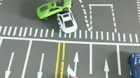 前方发生交通事故怎么走?