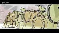 《赛车总动员2》开场戏 幕后制作花絮