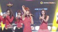 [现场] Nine Muses - Dolls (MBC Show Champion 130226)