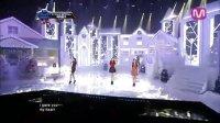 Last Christmas M!Countdown现场版
