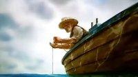 奥斯卡最佳动画短片《老人与海》