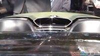 标致成立200周年 EX1概念车首发