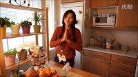 万圣节特集 - 经典法式南瓜汤和奶油焗(奶酪焗)的做法 教程