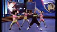 《秀动中国》之 李英频  健身尊巴舞  (samba cumbia)