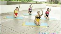 健美操-深视健身房-放松运动