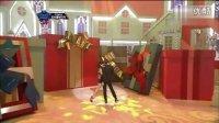 [杨晃]韩国性感新女神 泫雅 最新紧身酒红色裙装现场Trouble Maker