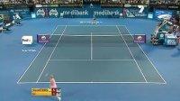 李娜 Li Na vs 克里斯特尔斯 Kim Clijsters - 2011 Sydney Final