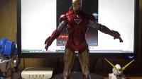Tony的玩具世界第51集 50期特别企划!Tony教你讲英文!主讲,HT钢铁侠MK6!(下)