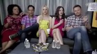 EW comic con interview with Community cast 2012