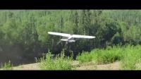 【冲哥】开飞机自驾游,翱翔在阿拉斯加宽阔的天空!