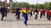 风中梅花abc广场舞系列:金狮狂舞