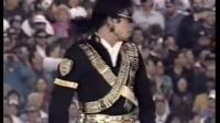 迈克尔杰克逊经现身体育场【震撼高清】