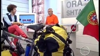 葡萄牙ORA第七频道采访赫尔纳尼 Hernani Cardoso