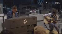 直击Blur主唱为人形机器人演唱现场
