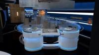德国贺廷根科技互动-俄罗斯尤戈尔斯克俄罗斯天然气工业公司博物馆的构思,设计与建造
