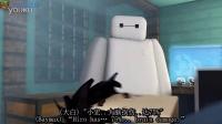 我的世界中文动画-超能特战队小宏和大白-电影恶搞-MMP