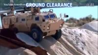 IMPRESSIVE加拿大武装部队四驱越野军车