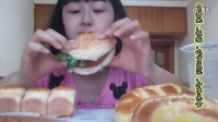 第80集啦!中国吃播,国内吃播,网友投稿吃出个未来·吃饭直播真的是什么都吃,大胃王减肥美食视频美食人生