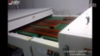 【成都森联】贴木皮家具水性着色流水线