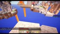 【逍遥小枫】Minecraft我的世界-粉丝服:空岛战争躺赢第一!