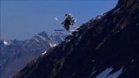 高山滑雪版速度与激情 看得人也是菊花一紧