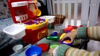 过家家小厨房玩具 熊出没熊大熊二光头强 我的世界很精彩&亲子游戏