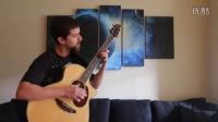 美国指弹吉他手Jake McGuire - Reflections AD【HD】