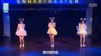 SNH48 TEAM SII《十八个闪耀瞬间》千秋乐公演(2016-05-14)