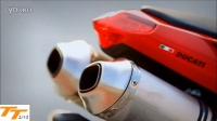 【Ducati 杜卡迪848 干式离合器的声音】TT工作室#重机车#摩托车