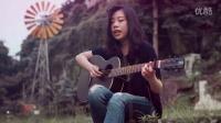 校园好声音18|张仁与〈因为你〉辅仁大学|乐人Campus Voice|aNueNue彩虹人ML16黑鸟吉他