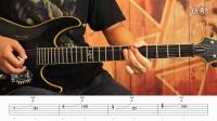 重金属主奏电吉他教学No.3《推弦技巧》