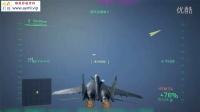 战机世界【花夜圣】战地F35战机,空中无敌空中加油。