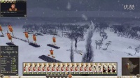 罗马2:全面战争(20)与爱西尼进行反登陆作战互有胜负