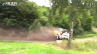 WRC-2016全德汽车俱乐部杯德国拉力赛 碰撞和行动集锦-全天