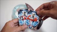 欧布奥特曼 奥特融合卡片 传说的奥特英雄套装 盖亚 阿古茹 赛文 艾斯 杰顿 庞顿 音效测试 圆环联动 Ultraman Orb
