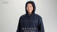【环保再生纺织品】机能轻薄外套