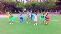 爽乐坊童星谭珮妮与金豆哥哥合唱《快乐你好》MV