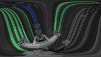 360 VR 全景 虚拟现实 建造死亡之星@我的世界Minecraft