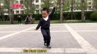 《笑酒坊》舞林童星广场飙舞.