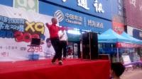 内丘县歌舞团表演   千变万化