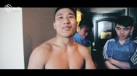 【原创视频】狂减13公斤出战昆仑决 刘郑誓在家乡为老爸争口气