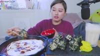 [ KEEMI ] 饭团和芝士香肠锅