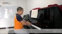 《小步舞曲》选自《巴赫初级钢琴教程》No.8