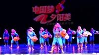 森吉德玛艺术团采编:舞蹈《渔女船歌》广州南沙区红牡丹舞蹈协会。