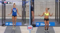 【去健身】2017.8 CrossFit Games混合健身赛 - Teenagers & Masters 35-49 Double-Under Snatch