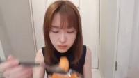 吃貨TOKI又上線啦!9月1日直播錄像~TOKI的晚餐。