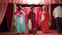 戏剧《二女争夫》02:梧州市木双镇天平东冲村演出。