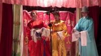戏剧《二女争夫》03:梧州市木双镇天平东冲村演出。