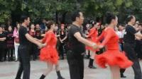 汉中桥南广场迎国庆联欢活动20170929