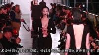 """赵九六""""触墨""""作品惊艳中国国际时装周"""